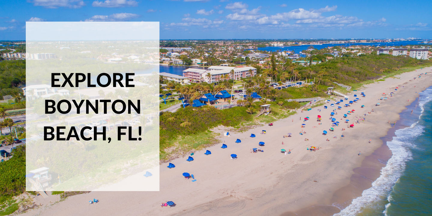 What to do on Your Day Off in Boynton Beach Florida